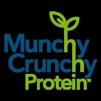 MunchyCrunchyProtein_Logo_FINALBlue, 500x500pixel, Transparent